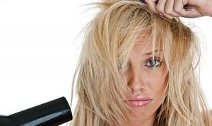 Если секутся волосы