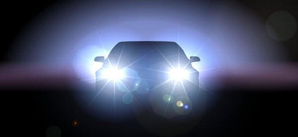 Этикет световых сигналов