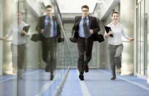 Бегаем в офисе для здоровья
