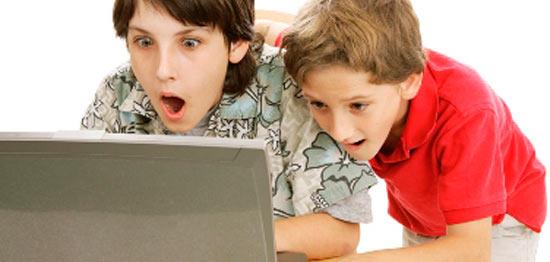 Как уберечь детей в Интернете