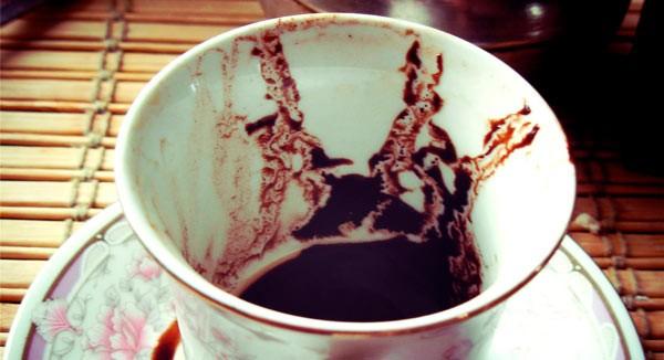 Гадание на кофейной гуще толкование- гадания