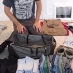 Как быстро упаковать чемодан