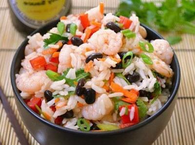 Японский рецепт приготовления риса