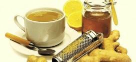 Вкусный рецепт смеси лимона, имбиря и меда для иммунитета