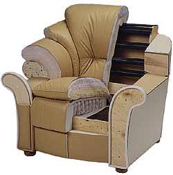 Несколько советов и секретов мягкой обивки мебели