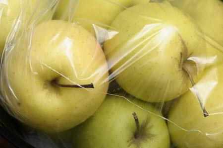 Как зимой хранить яблоки