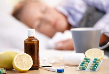 Как устранить отравление организма во время простуды