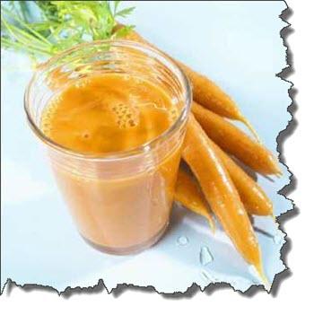 Бета-каротин, морковный сок и как это связано с курением!
