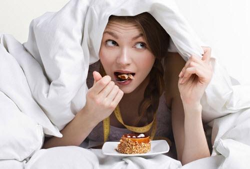 Как бороться с перееданием в зимнее время