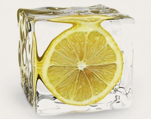 Замороженный лимон – вкусно, полезно, просто!