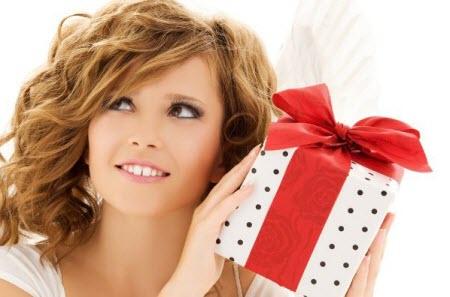 Полезные подарки на 8 марта
