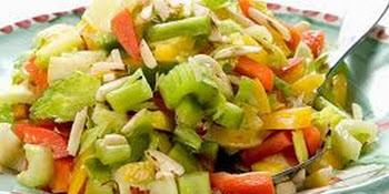 6 Вкусных рецептов из свежих овощей