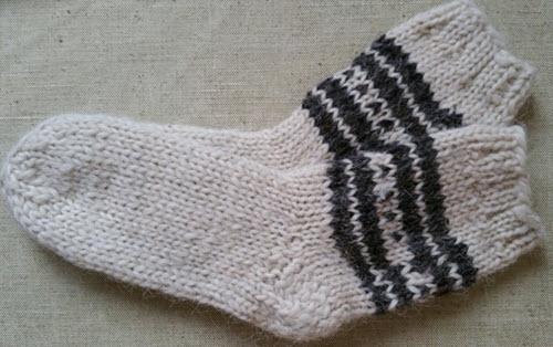 Почему так важно носить носки из натуральной шерсти