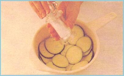 Запеченная индейка с фасолью