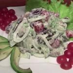 Рецепты простых полезных салатов