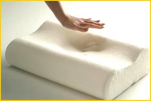 Почему так важно купить ортопедическую подушку с эффектом памяти?