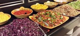 Приготовление салатов на закуску