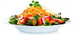 3 правила здорового питания и несколько диетических рецептов
