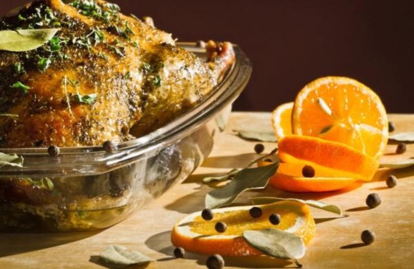 Необычный рецепт блюда к Новогоднему столу