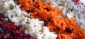 Праздничные салаты для возбуждения аппетита
