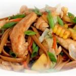 Уникальное блюдо из курицы и овощей