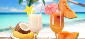 9 рецептов вкуснейших коктейлей