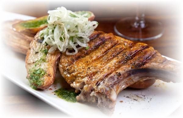 Приготовим ужин для любителей мяса