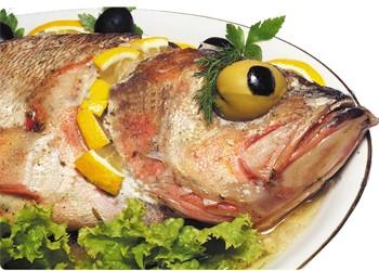 Как выбрать вкусную рыбу