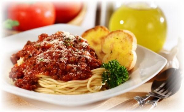 Ужин по-итальянски