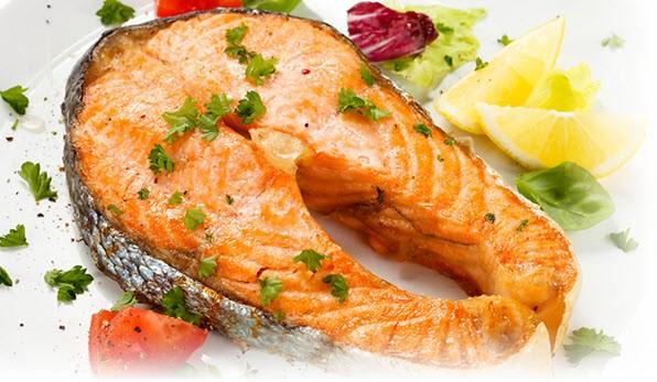 Стейки красной рыбы в духовке рецепт с пошагово