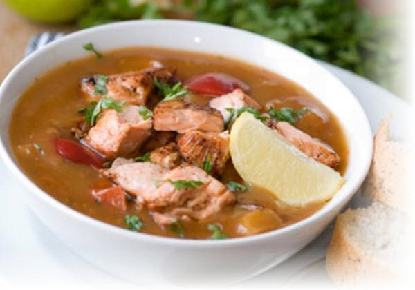 Как приготовить рыбный суп + Видео рецепт