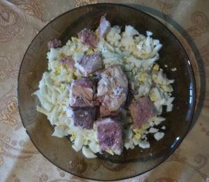 Рулетик «Минутка» - быстрое блюдо на ужин!