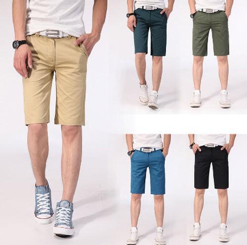 Как правильно выбрать мужские шорты