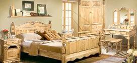 Мебель из сосны для спальни — отличный выбор и показатель хорошего вкуса