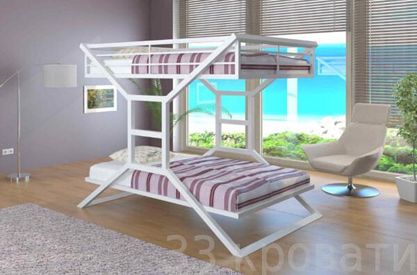 Советы по выбору детской двухъярусной кровати