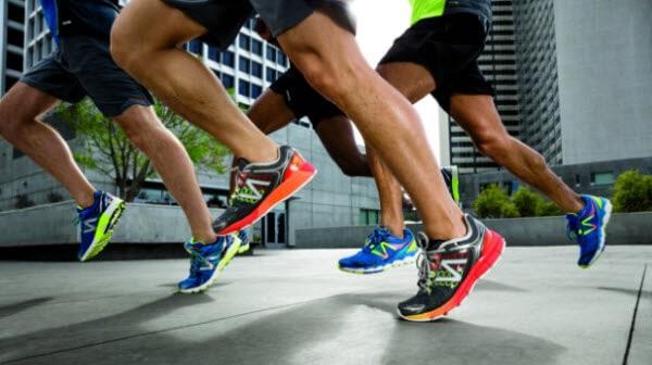 Выбираем спортивную обувь New Balance!