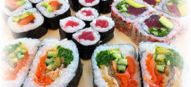 Домашние суши — Как правильно приготовить суши
