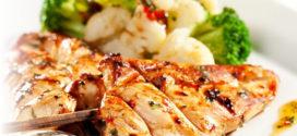 Куриные грудки «В сыром плену» на быстрый ужин!