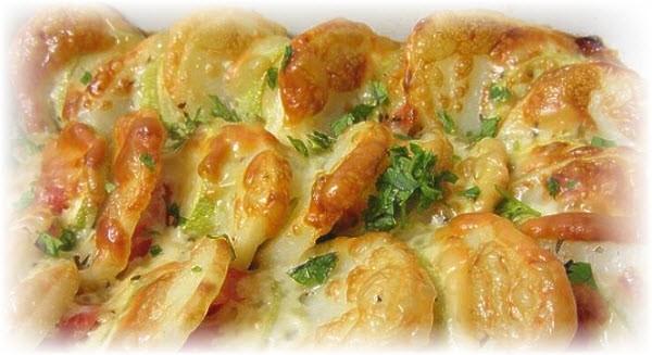 Два вкусных рецепта блюд с картошкой