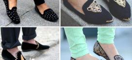 Модные слиперы: с чем носить?
