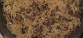 Грибная солянка — Вкусный ужин для всей семьи!
