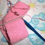 Вязание детских пинеток спицами