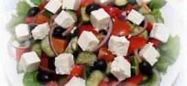 Греческий салат — Суржик Эдуард