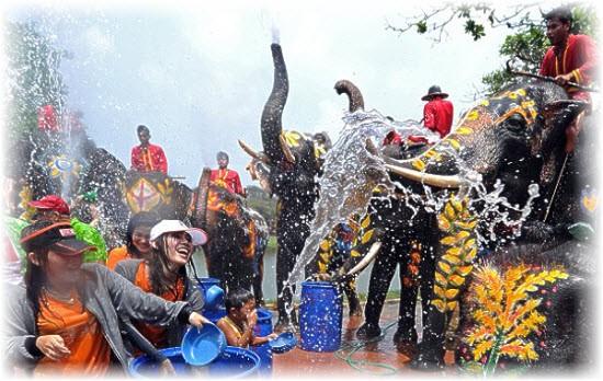 Новый год Таиланд