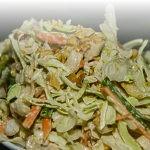 Вкусный сытный салат за 15 минут - для быстрого ужина.
