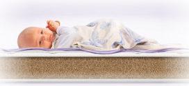 Матрас для ребенка от 0 до 3 лет. Как правильно выбрать?