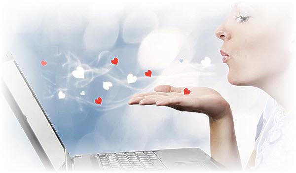 Преимущество знакомств через Интернет и предостережения