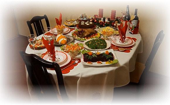 Простые, но вкусные блюда для Новогоднего ужина