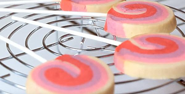 Печенье «Разноцветные окошки»