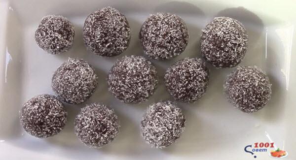 Вкусные мячики